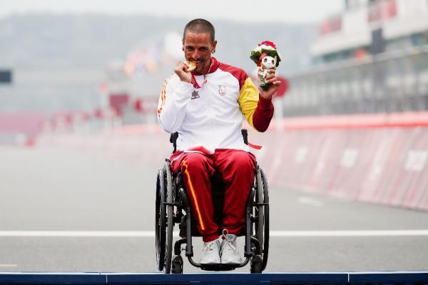 Sergio Garrote y García Marquina, oro y bronce en la contrarreloj ciclista. #Tokyo2020 #JuegosOlimpicos   …