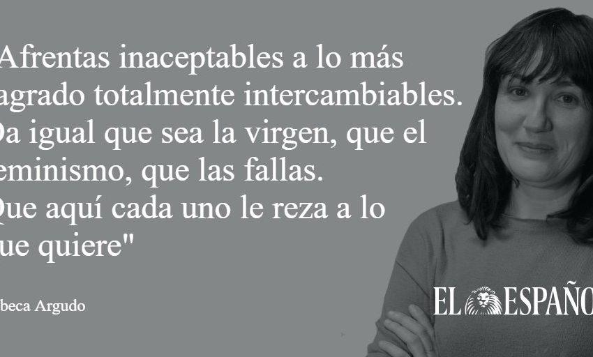 #YaLoSiento | Zahara, C. Tangana, la Virgen y las mozas. La columna de @Rebevolutions  …
