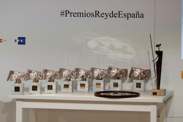 Los Premios Internacionales Rey de España de Periodismo estrenan este miércoles su convocatoria más prestigiosa, con uno…