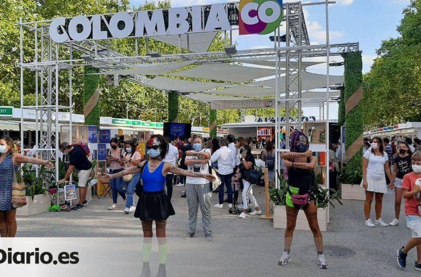 «El circo» político de Colombia torpedea la Feria del Libro de Madrid  Por @Rocio_Niebla…