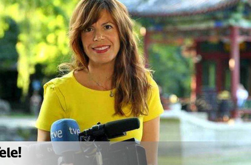 La corresponsal de TVE Mavi Doñate, premio Cirilo Rodríguez «por su forma de contar asuntos graves y trágicos»  En @Vert…
