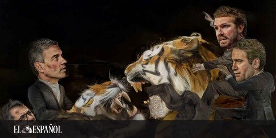#LoMásLeído | Dos tigres contra el Poder Judicial, la opinión de @pedroj_ramirez en EL ESPAÑOL …