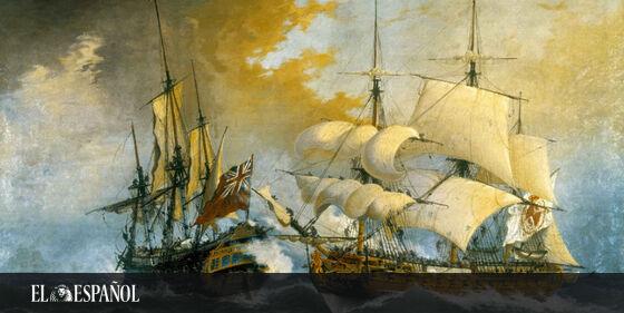#Historia   Cuando España logró la segunda mayor flota de guerra del mundo: el éxito que Trafalgar ocultó, por @davidbr9…