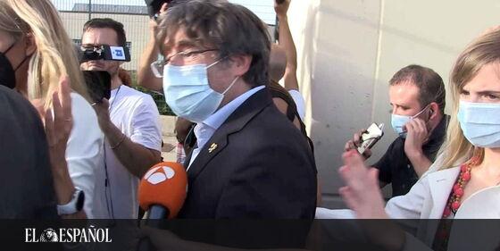 Interior monitorizó y supervisó desde Madrid la operación para detener a Puigdemont en Cerdeña  …