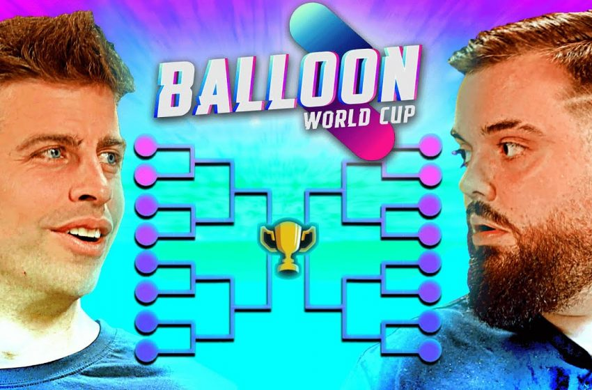 EL SORTEO DE LA BALLOON WORLD CUP