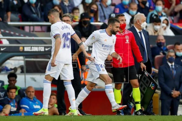 Las pruebas médicas a las que se han sometido Fede Valverde y Thibaut Courtois confirman que el centrocampista uruguayo …