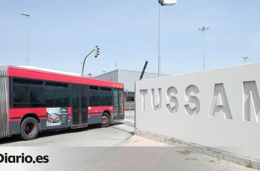 La lucha de Esther contra el protocolo: que un autobús nunca te deje tirada en una parada solitaria en Sevilla  Por  @am…