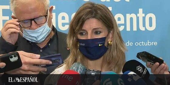 #ÚLTIMAHORA   Yolanda Díaz exige al PSOE que «se aclare» y admite que la coalición vive un momento «delicado» …