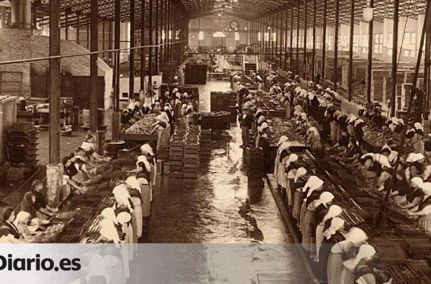El Gran Casino de la Sardina, la fábrica de conservas de Cangas que sintetiza la crisis del ladrillo en Galicia  Por @Da…