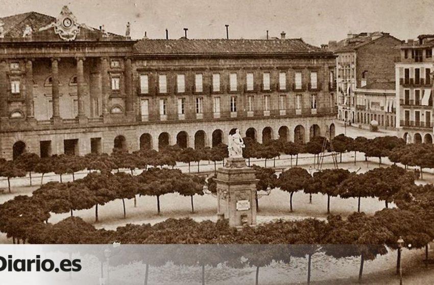 Pamplona celebra 125 años del aplaudido estreno del 'kinematógrafo' en España     Por @Solgragera…